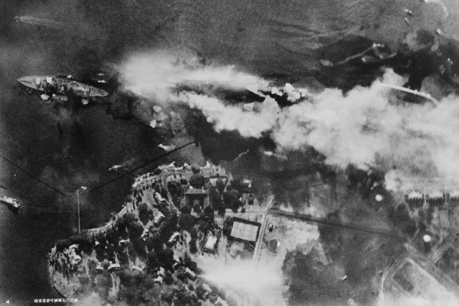 L'attaque de Pearl Harbor a eu lieu le 7 décembre 1941.