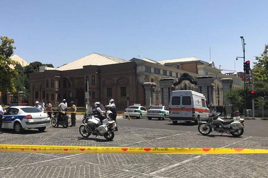 L'EI a revendiqué l'attaque commise à Téhéran mercredi matin.