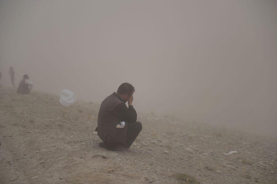 Kaboul, le jour d'après