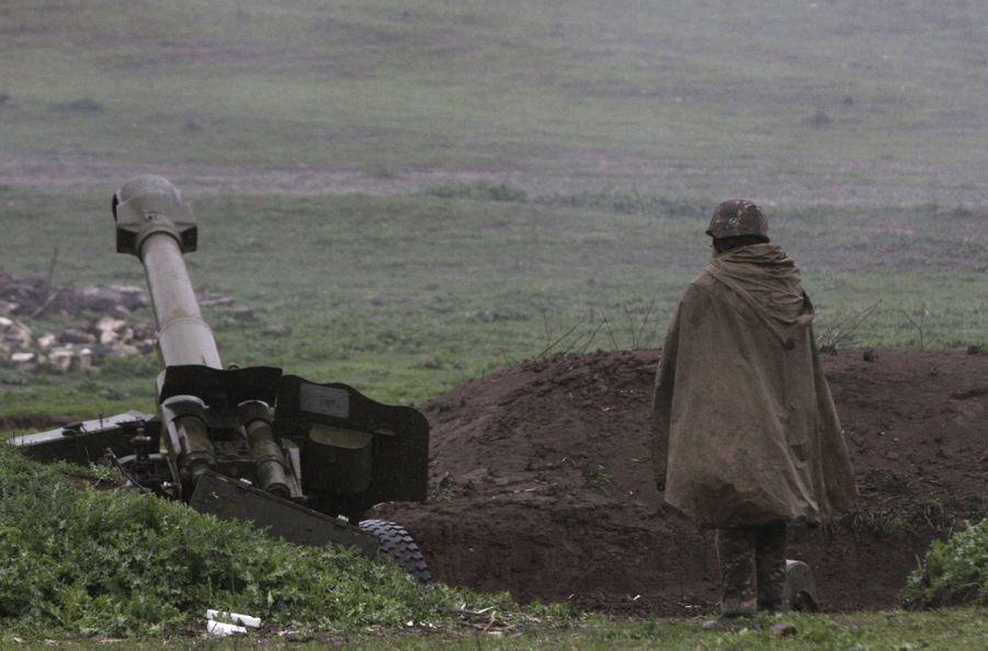 La guerre a repris en Nagorny-Karabakh