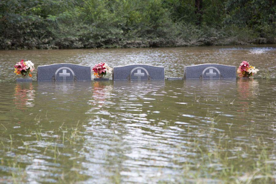 La Louisiane sous les eaux commence à compter ses morts
