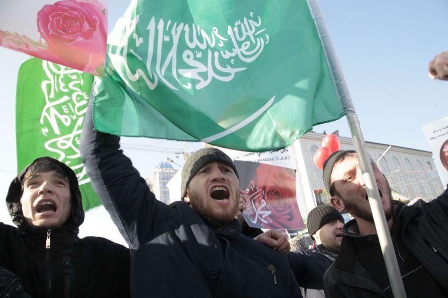 """La Tchétchénie contre l'esprit """"Charlie"""""""