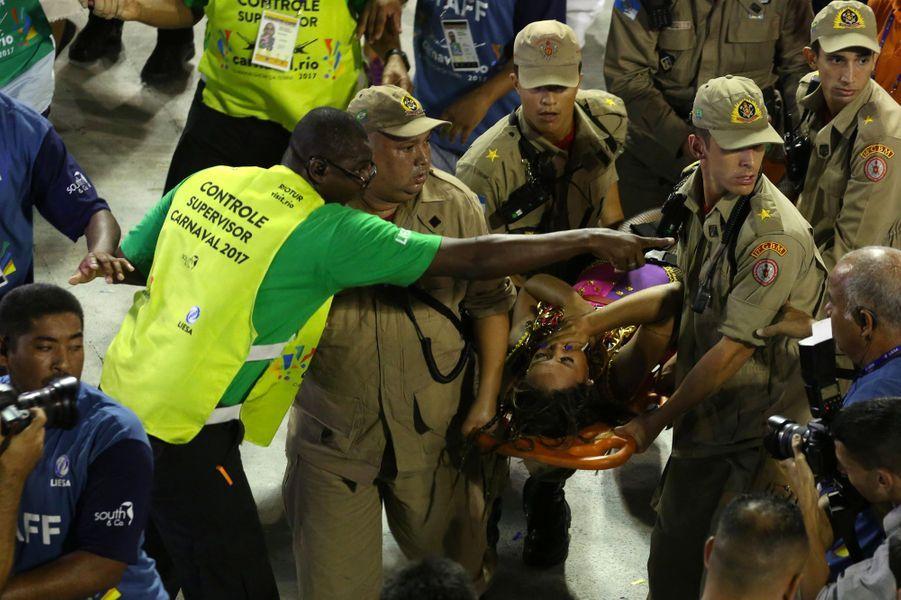 Un nouvel accident a eu lieu à Rio.