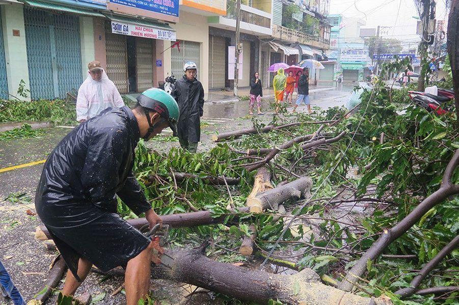 Au moins 49 personnes ont perdu la vie au Vietnam après le passage d'un typhon
