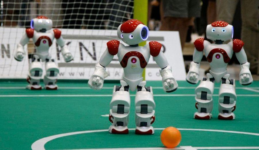 L'édition 2009 de la Robocup, la coupe du monde des robots, s'est achevé ce week-end à Graz en Autriche.
