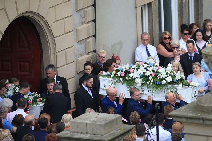 Liam et Chloe ont été tués le 22 mai à Manchester.