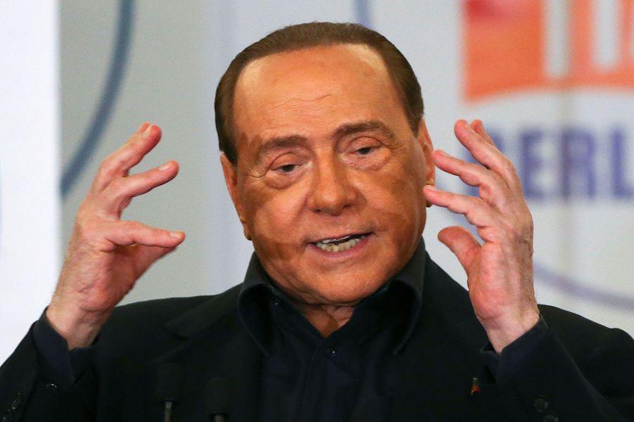 Silvio Berlusconi (Italie)