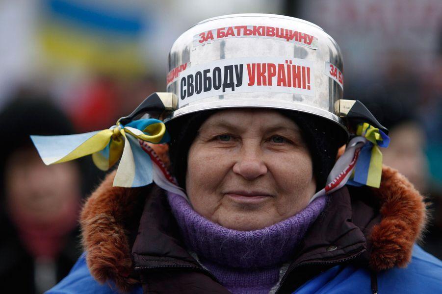 Valentina, retraitée de 64 ans
