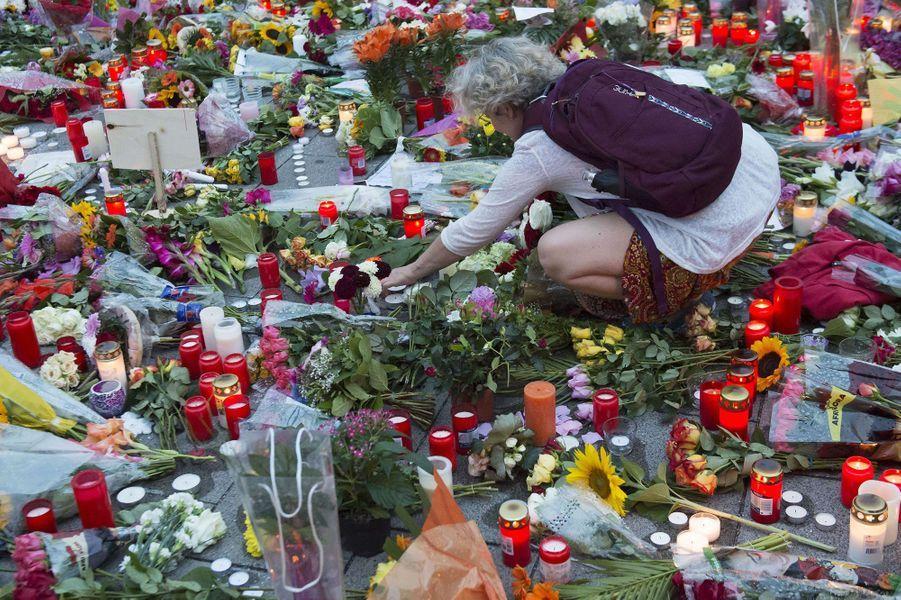Munich, l'heure du recueillement