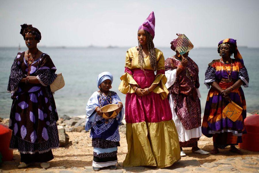Obama en Afrique. Première étape au Sénégal