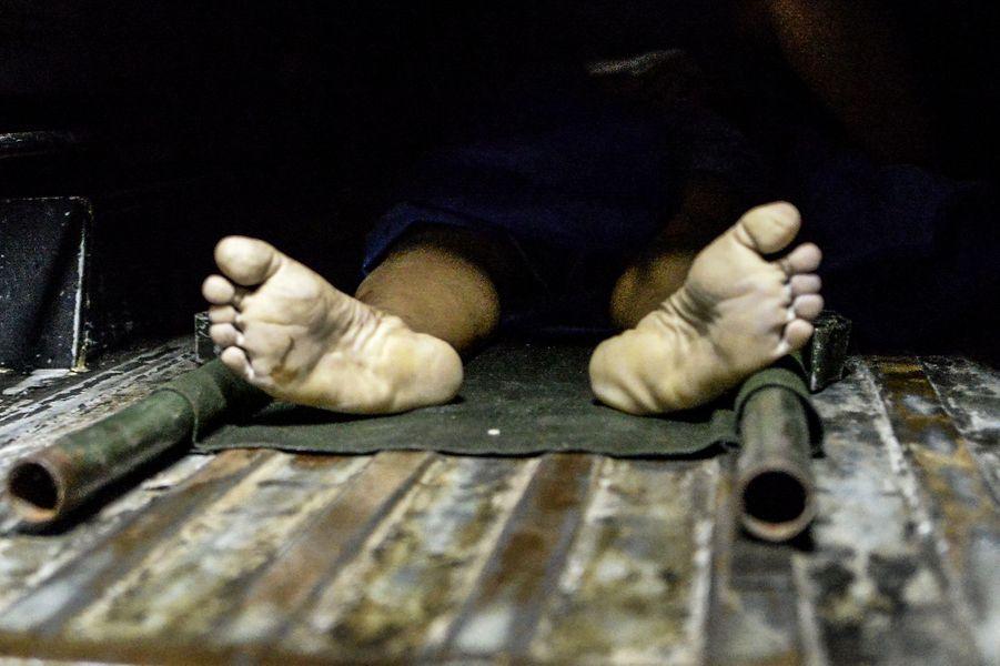 "Philippines : les horreurs de la ""justice carton"""