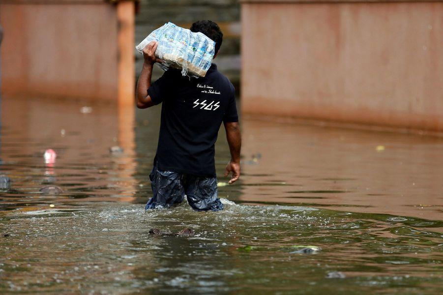 Au moins 177 personnes ont perdu la vie au Sri Lanka dans des inondations et glissements de terrain