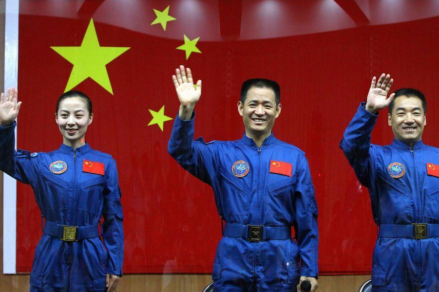 Quand la Chine s'envoie en l'air