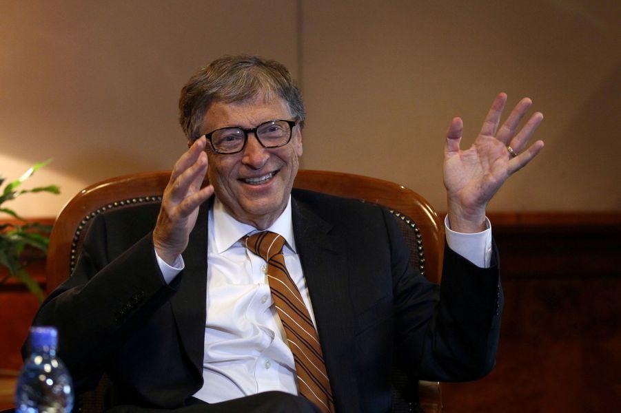 1er : Bill Gates (Microsoft), 81 milliards de dollars
