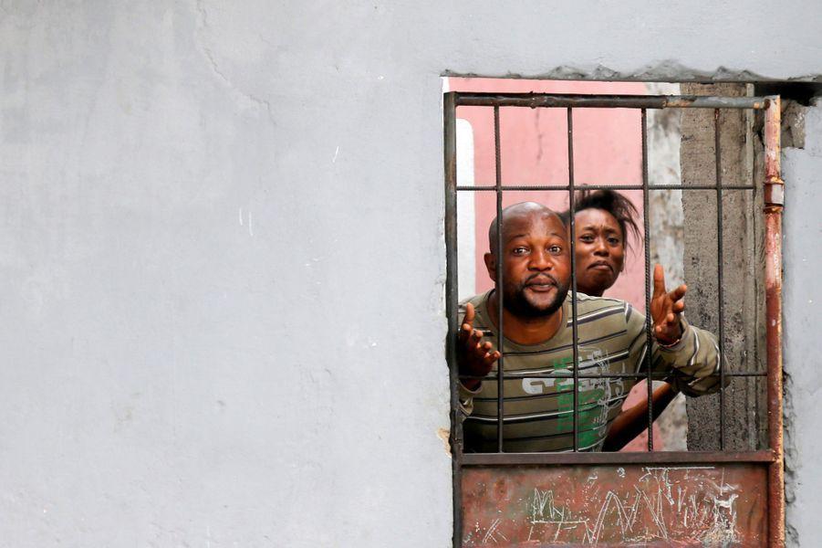 Manifestation Kinshasa Congo 13