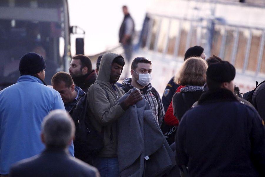 Retour à la case Turquie pour 200 migrants