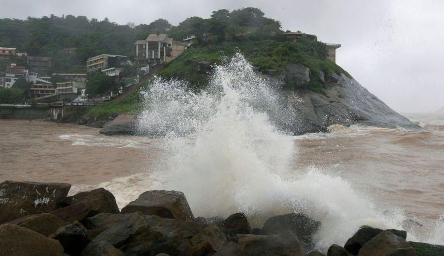 La plage de Barra da Tijuca, la plus longue de Rio (18 kilomètres).