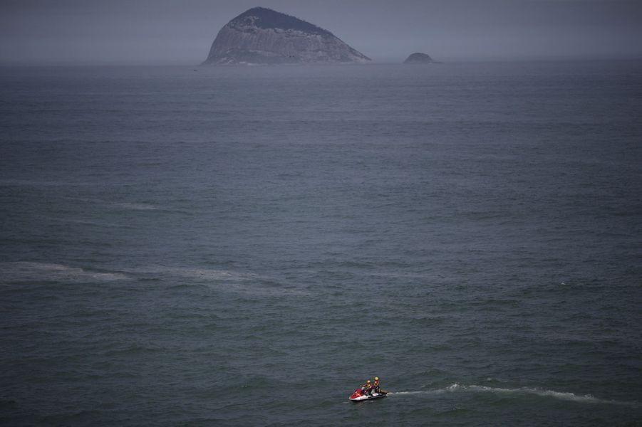 Rio: une piste cyclable prévue pour les Jeux olympiques s'est effondrée, tuant deux personnes.