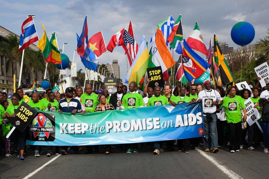 "La marche ""Keep the Promise 2016"""