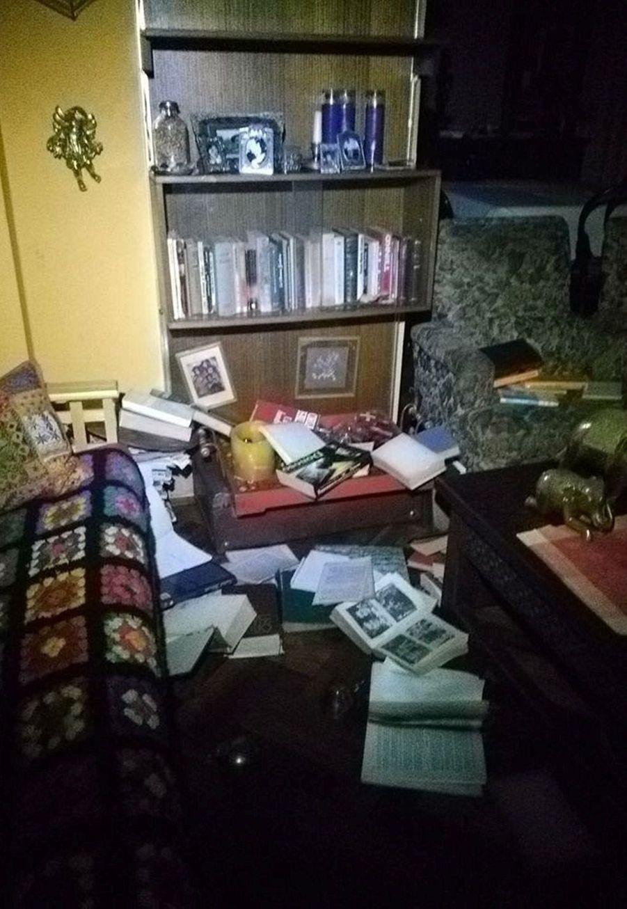 Un séisme de magnitude 6,9 a frappé lundi le centre du Chili