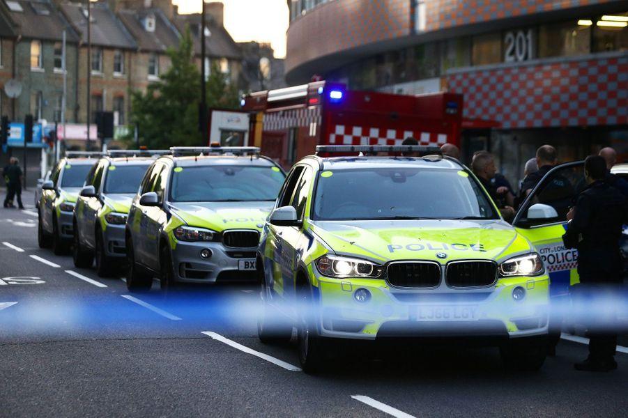 L'attaque a eu lieu dans dans la nuit de dimanche à lundi.