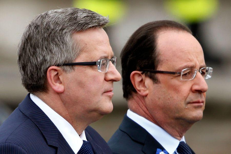 8 mai: l'hommage de François Hollande