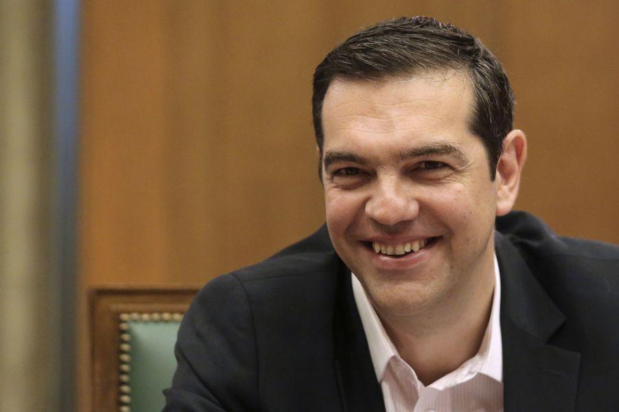 Grèce : Alexis Tsipras a été nommé Premier ministre en 2015, à 40 ans.