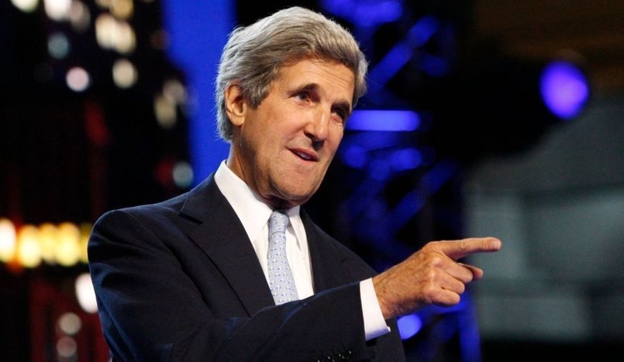 John Kerry, candidat malheureux de 2004