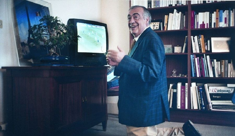 Cette finale de l'Euro 2000, il l'a enregistrée sur son magnétoscope pour mieux la savourer.