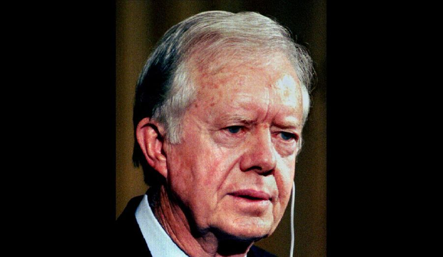 Jimmy Carter: 1977-1981 (Démocrate)