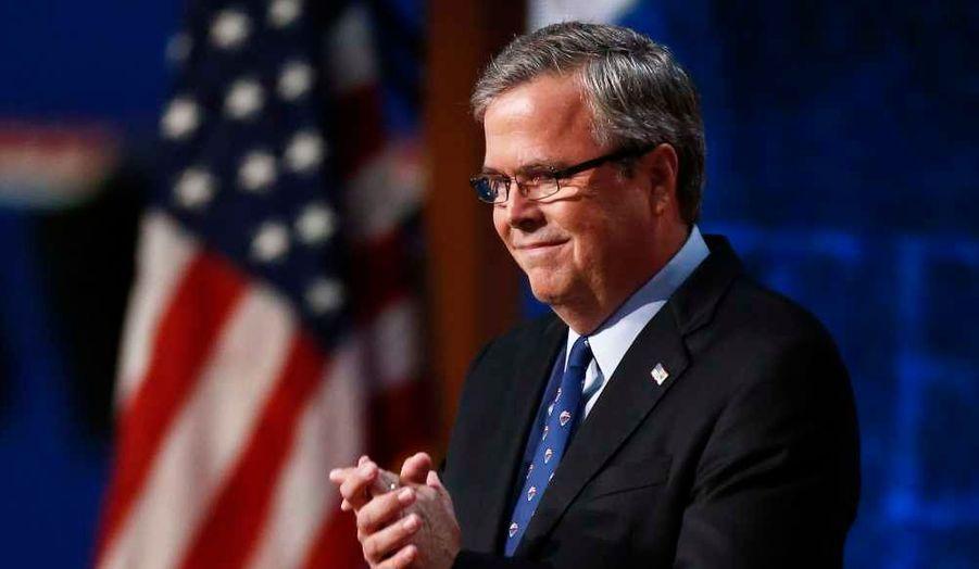 L'ex-gouverneur de Floride, Jeb Bush