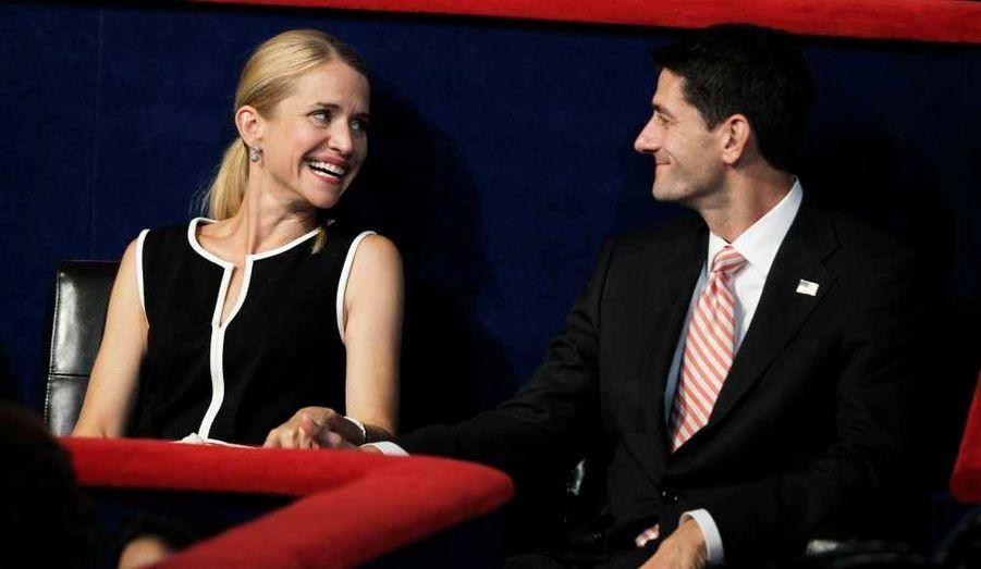 Paul Ryan et sa femme Janna