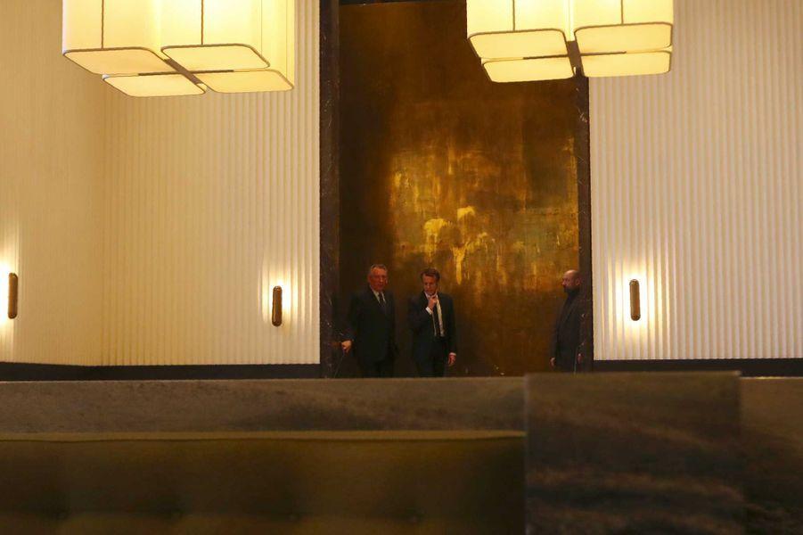 François Bayrou et Emmanuel Macron se sont rencontrés jeudi après-midi