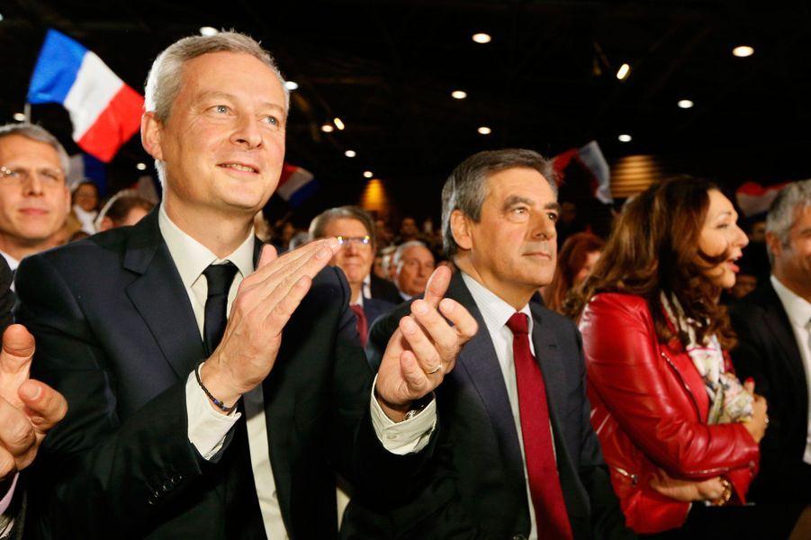 Bruno Le Mairedevient représentant pour les affaires européennes et internationales.