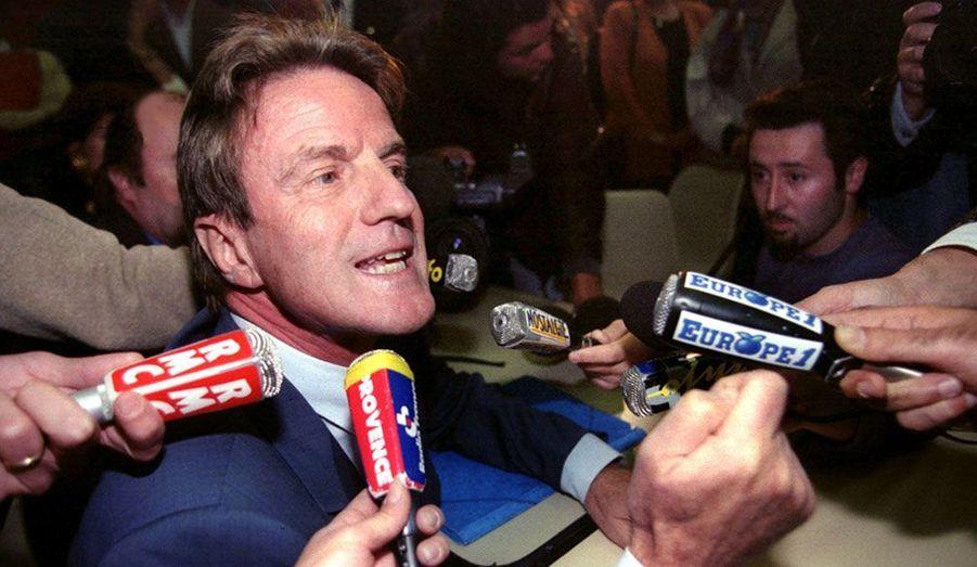 Bernard Kouchner, plus dure sera la chute