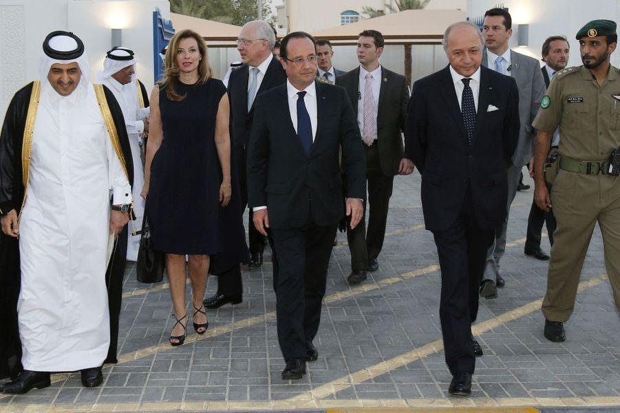 Hollande au Qatar. Une visite pour resserrer les liens