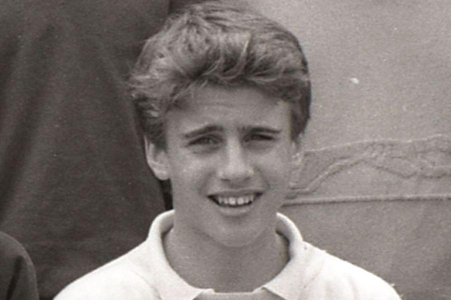 Emmanuel Macron enfant.