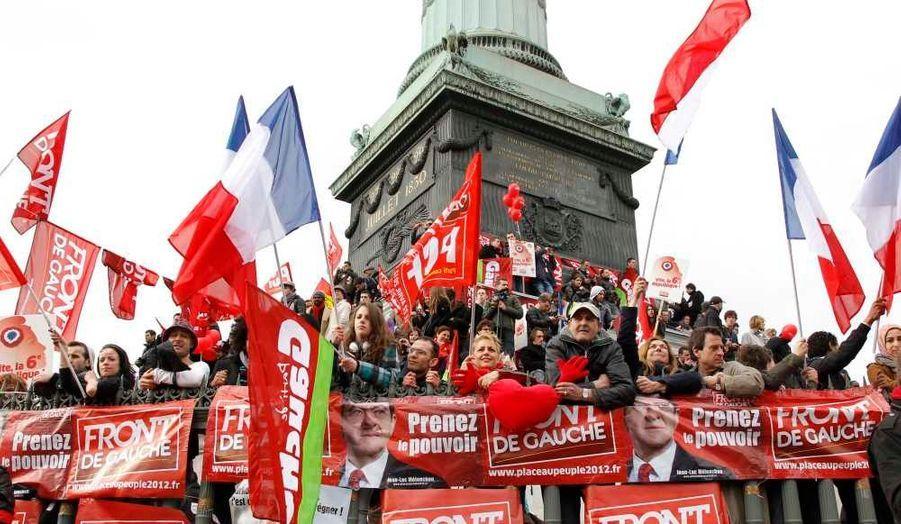 """""""De la place de la Révolution à celle de la VI République"""""""