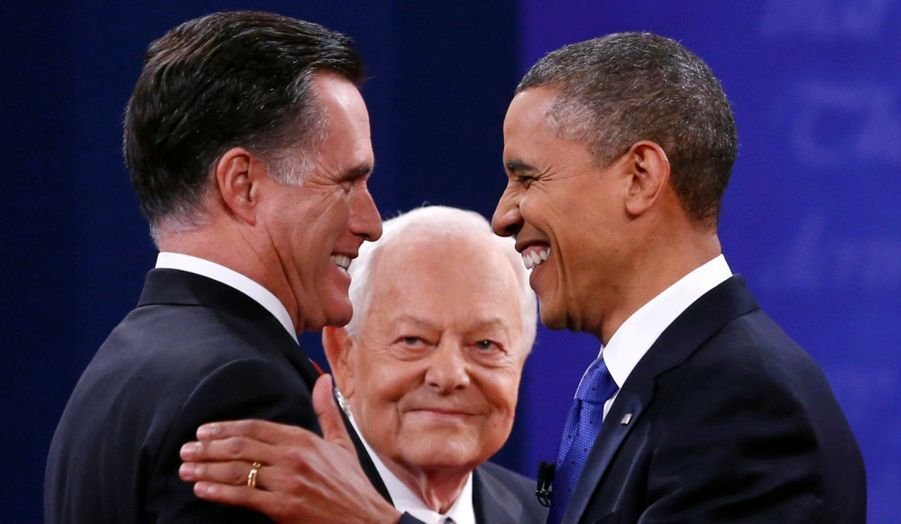 Les deux candidats étaient sur la même longueur d'onde concernant la Syrie - pas d'intervention militaire -, l'Afghanistan - retrait des troupes - et la Chine - partenaire si respect des règles.