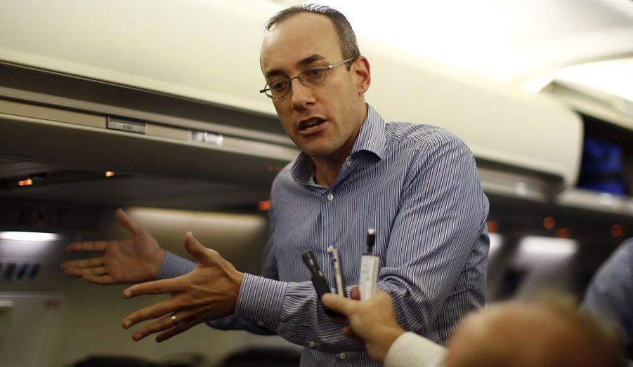Dan Senor est le conseiller de Mitt Romney en matière de politique internationale. Il est aussi consultant pour la chaine américaine «Fox News».