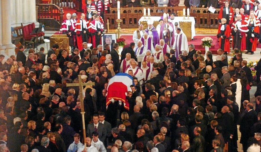 Bouleversante procession