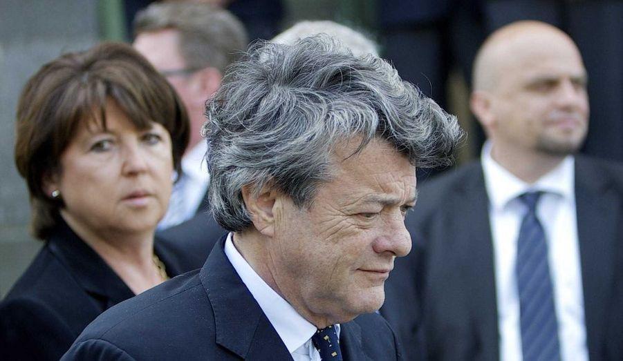 Martine Aubry et Jean-Louis Borloo présents