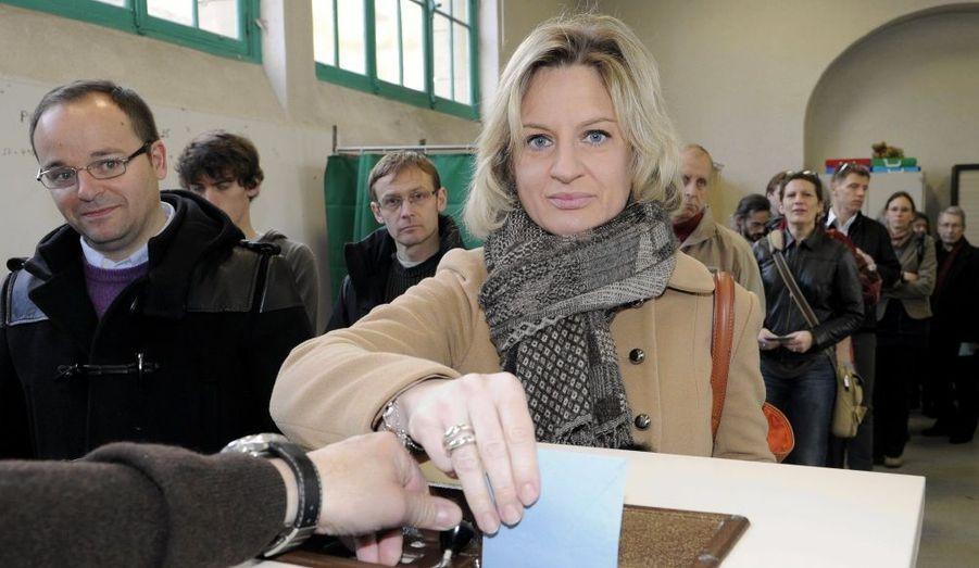 Pas de confirmation pour Valérie Rosso-Debord. La députée sortante de la troisième circonscription de Meurthe-et-Moselle a été battue par le socialiste Hervé Feron, qui a recueilli 54,15% des voix.