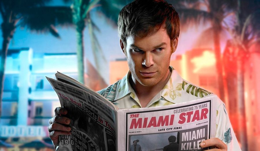 Le président a découvert en 2009 les aventures de ce policier médecin légiste qui est aussi un tueur en série à Miami. Elles le passionnent. « On est gêné parce qu'on tombe en sympathie avec un dingue », a-t-il confié.