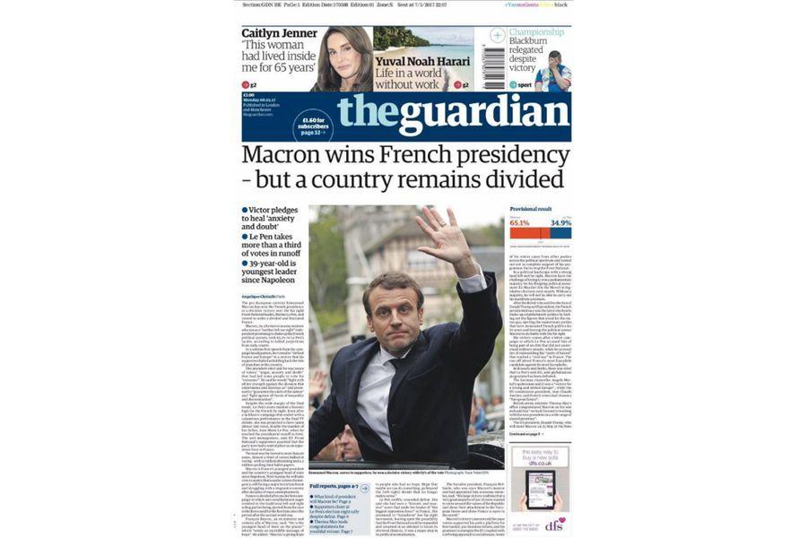«The Guardian» (Royaume-Uni).