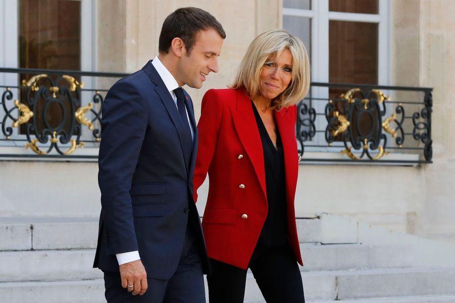 Plan Autisme : l'engagement de Brigitte et Emmanuel Macron