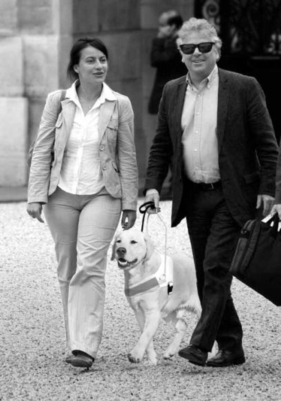Réduire les inégalités. Le saviez-vous ? L'éducation d'un chien-guide coûte plus de 20 000 € et dure environ 18 mois.