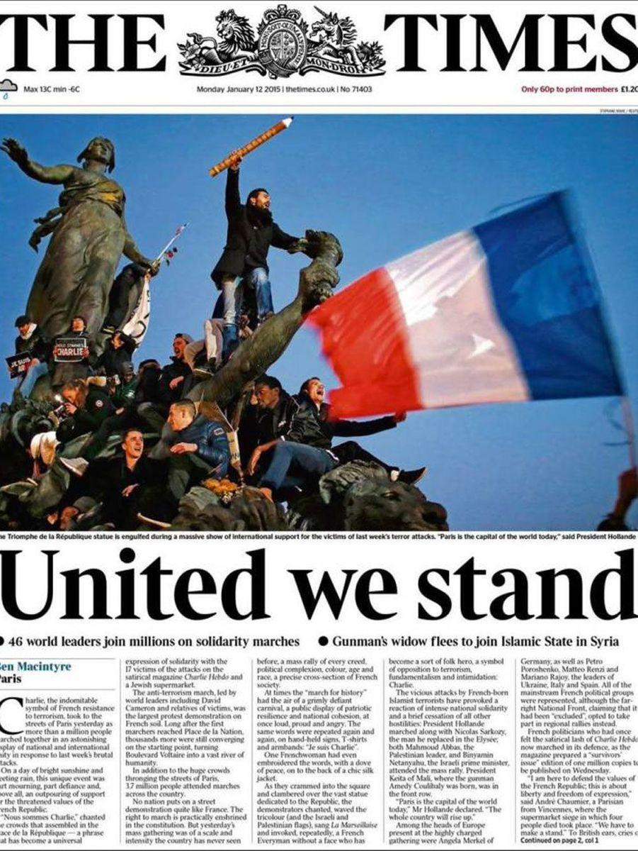 """A la Une de la presse: """"Liberté"""" et """"unité"""""""