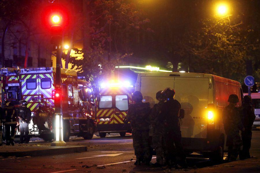 Au Bataclan, carnage en plein concert