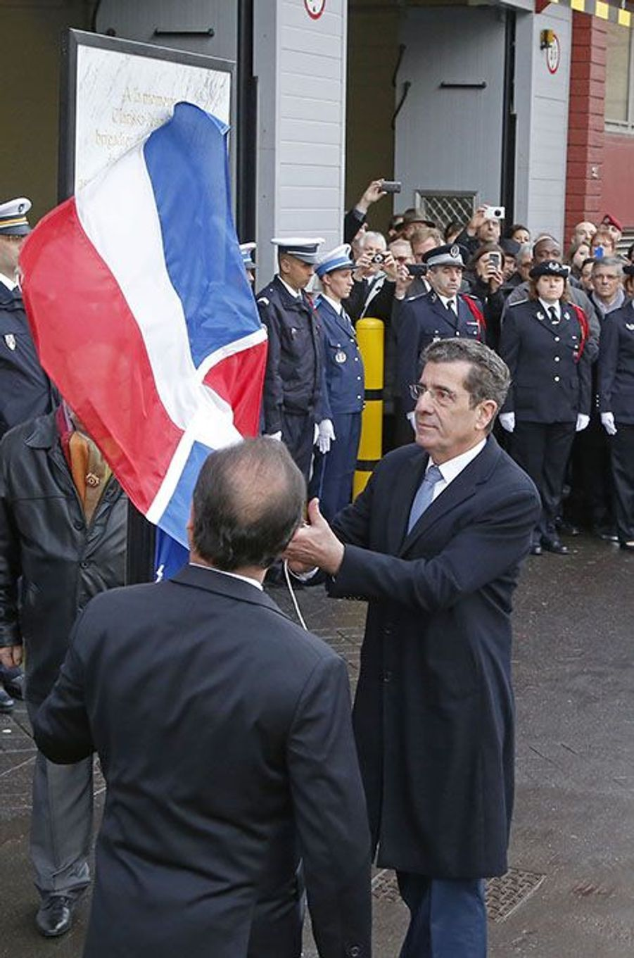 Clarissa Jean-Philippe honorée à Montrouge